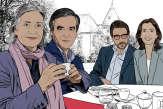 Sur la piste des revenus de Penelope et François Fillon