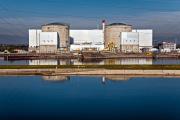 <p>La centrale de Fessenheim est implantée depuis 1977 au bord du grand canal d'Alsace, qui l'alimente en eau de refroidissement.</p>