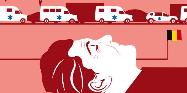 En Belgique, les demandes françaises d'euthanasie en hausse