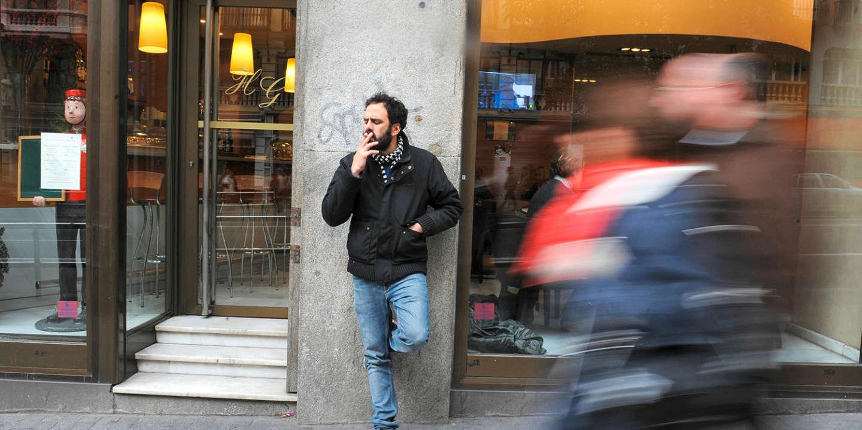En Espagne, la pause-cigarette consume le temps de travail
