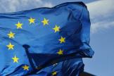 La Commission européenne doit présenter un livre blanc sur l'intelligence artificielle le 19 février. Ici, àBruxelles, en mars 2019.