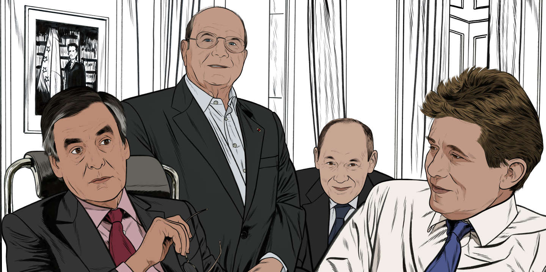 Le très cher carnet d'adresses de François Fillon
