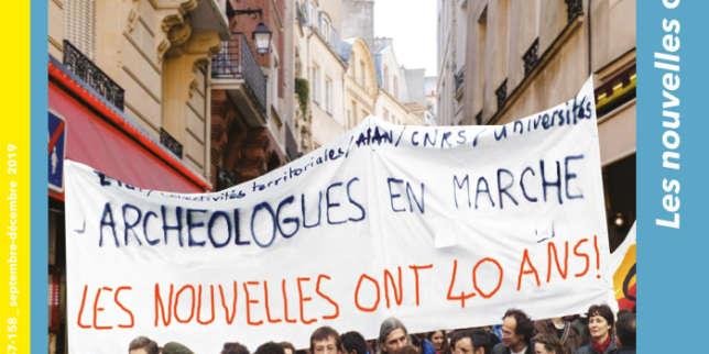 Les nouveaux champs d'exploration de l'archéologie française
