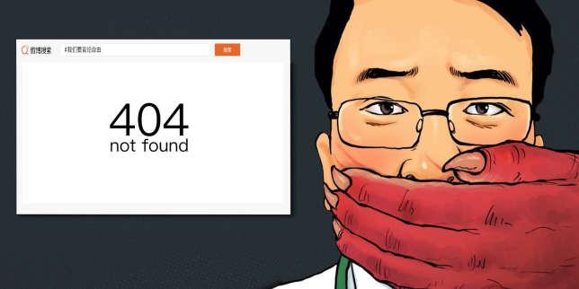 Comment le coronavirus défie la censure chinoise