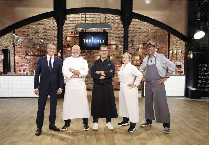 La onzième saison de «Top Chef», toujours présentée parStéphane Rotenberg, aura pour membres du jury Philippe Etchebest, Michel Sarran, Hélène Darrozeet Paul Pairet.