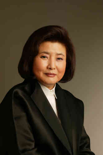 Lee Young-hee (1936-2018).