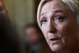 Marine Le Pen, le 19 février.