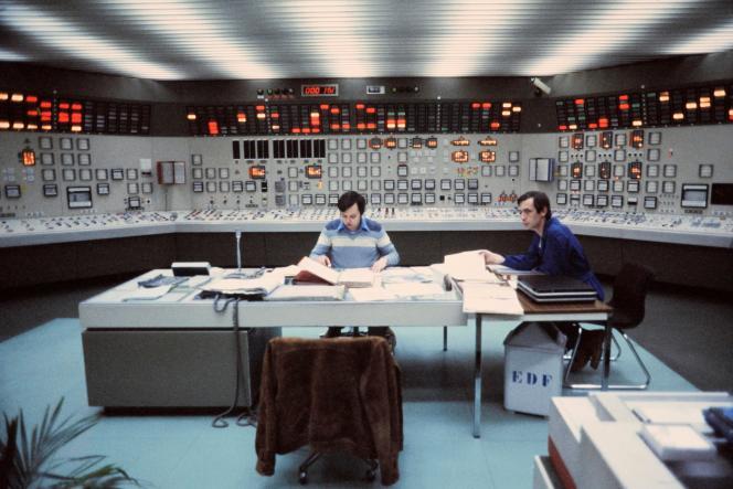 La centralea été mise en service en 1977, après sept ans de travaux.