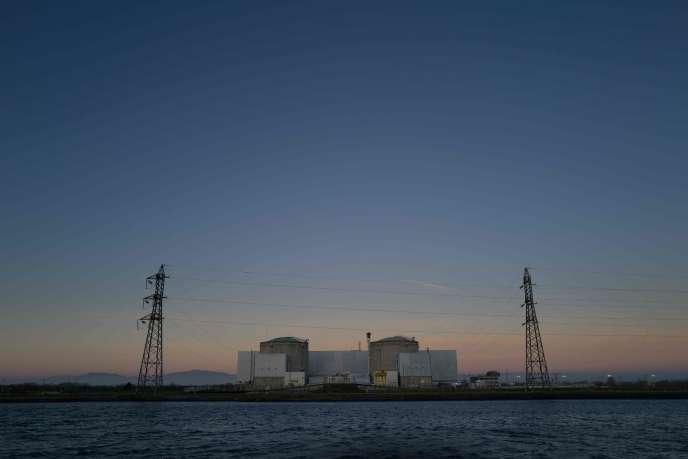 Được vận hành vào năm 1977, nhà máy điện hạt nhân Fessenheim là nhà máy điện lâu đời nhất của Pháp đang hoạt động.