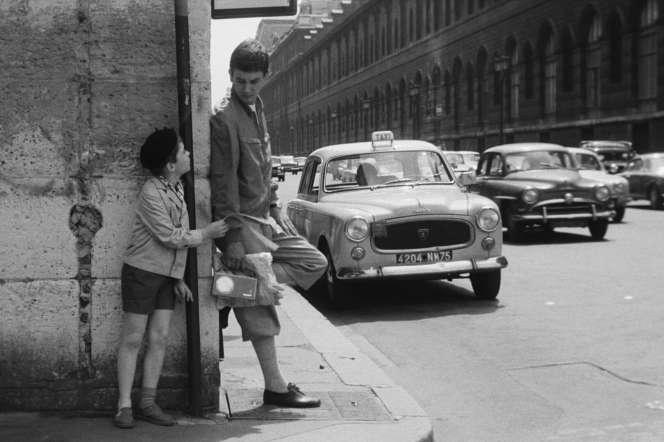 Martin Lartigue et Jacques Higelin dans«Bébert et l'omnibus» (1963), d'Yves Robert.