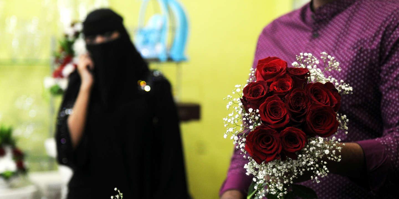 L'Arabie saoudite s'entiche de la Saint-Valentin