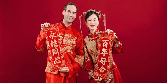 Mariage au temps du coronavirus: un Français bloqué un mois dans sa belle-famille au Hubei