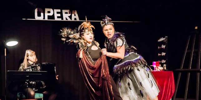 Les noces joyeuses du classique et de la chanson dans «Opérapiécé»