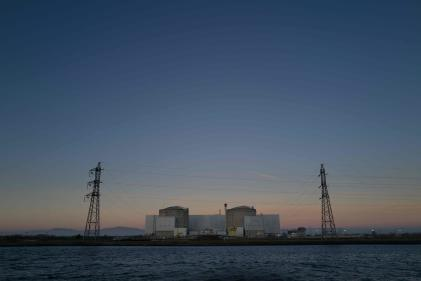 Mise en service en 1977, la centrale nucléaire de Fessenheim est la doyenne des centrales françaises en activité.