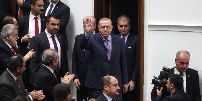 Erdogan réitère ses menaces d'offensive militaire à Idlib, Moscou dénonce «la pire des options»