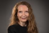 L'ancienne juge internationale, Marie-reine Le Gougne, à Strasbourg, le 20 février.
