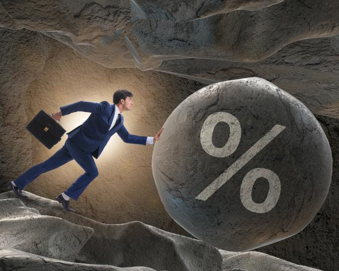 Les investisseurs courent le risque d'un retournement du marché immobilier.