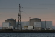 La centrale nucléaire de Fessenheim (Haut-Rhin), en décembre 2019.