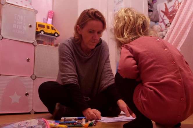 Le documentaire de Delphine Cinier se focalise sur la parole d'enfants recueillis par les juges aux affaires familiales de Créteil.