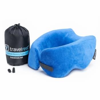 Le meilleur coussin de voyage Le Nest Ultimate Memory Foam de Travelrest