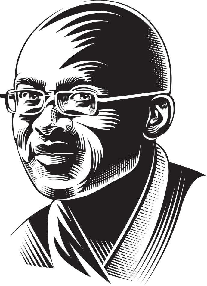 Le penseur camerounais Achille Mbembe.