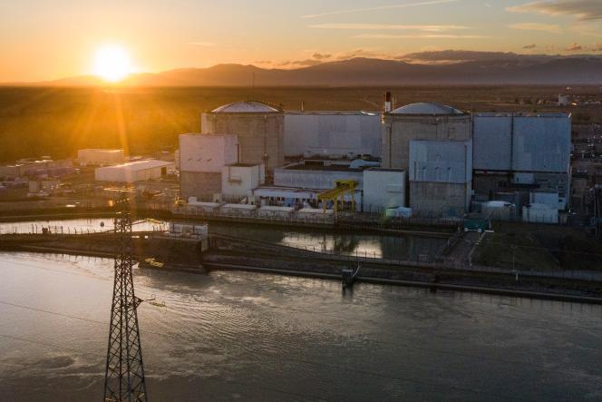 « Les inquiétudes commencent à monter sur notre sécurité d'approvisionnement électrique pour les années à venir» (Fessenheim, le 20 février).
