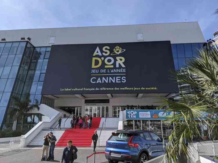 La 24 édition du Festival international du jeu s'est déroulé à Cannes ce week-end.