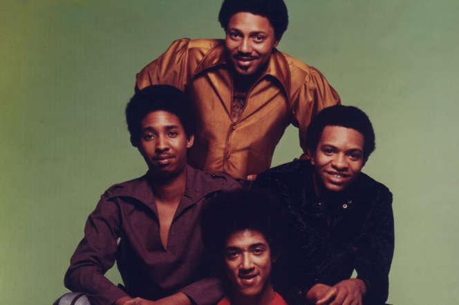 The Meters, en 1970.