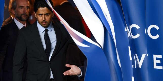 Inculpation de Nasser Al-Khelaïfi: derrière l'abandon de l'accusation de «corruption», un «accord amiable» avec la FIFA