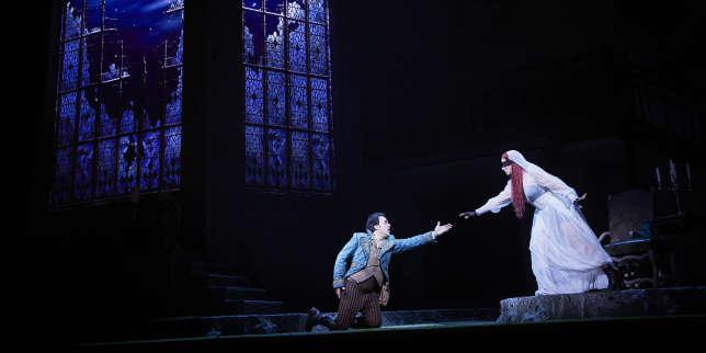 «La Dame blanche» revient hanter gentiment l'Opéra-Comique