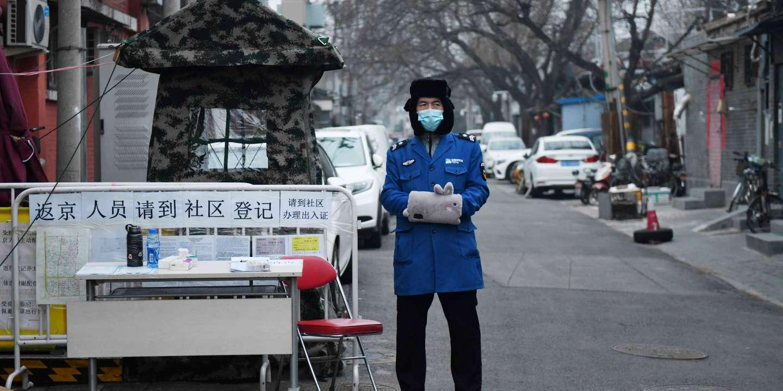 En Chine, les moyens de l'Etat policier au service de la lutte contre le coronavirus