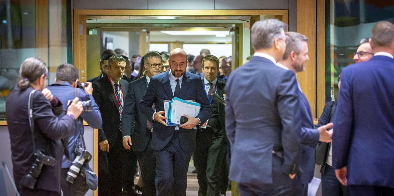 Divisés, les dirigeants européens échouent à se mettre d'accord sur le budget de l'UE