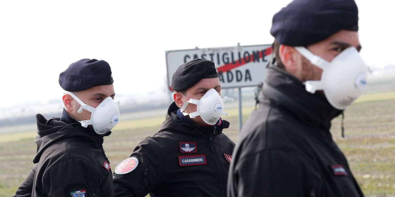 Coronavirus : la quarantaine arrive en Italie, le président chinois reconnaît des « lacunes »