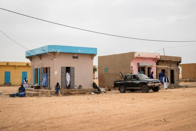 A Nbeiket Laouach, dans l'est de la Mauritanie, en novembre 2018.
