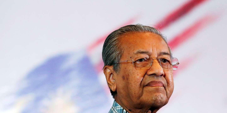 Malaisie : le premier ministre Mahathir présente sa démission au roi