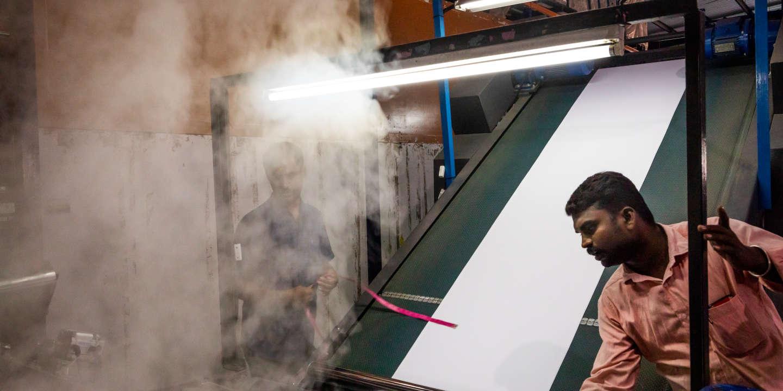 Pollution : la planète est devenue la première victime de l'industrie textile
