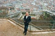 À la Bastille de Grenoble, le 14 février.