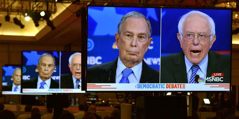 Elections américaines : le « tapis de bombes » de Michael Bloomberg sur les réseaux sociaux