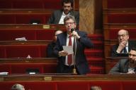 Débat à l'Assemblée nationale, le 24 février.
