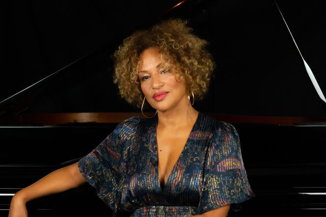 La chanteuse cap-verdienne Mariana Ramos.