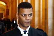 Yassine Bouzrou, au Palais de justice de Paris, en février 2018.