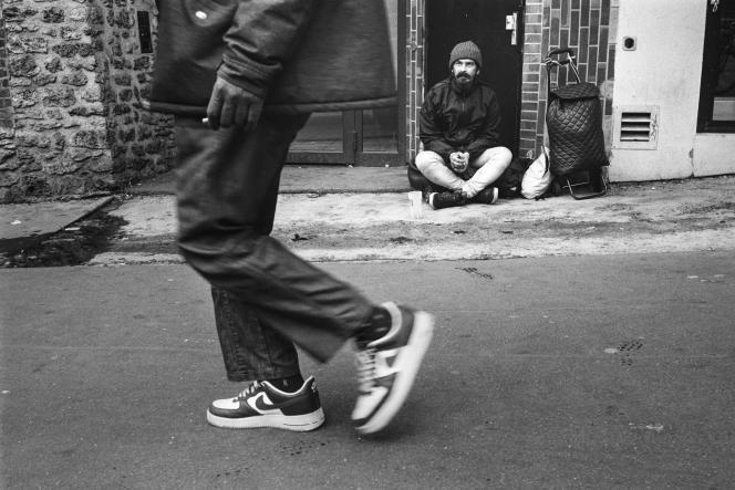 Extrait du documentaire«A la rue», de Thomas Dévényi.