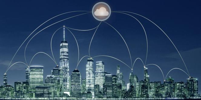 New York et le «cloud computing».