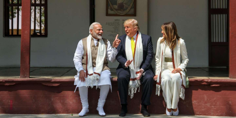 Trump célèbre la tolérance indienne quand des heurts intercommunautaires embrasent New Delhi