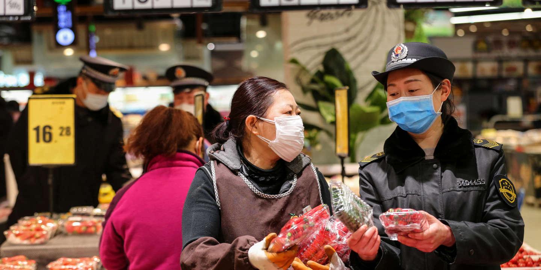 En Chine, une drôle de reprise économique
