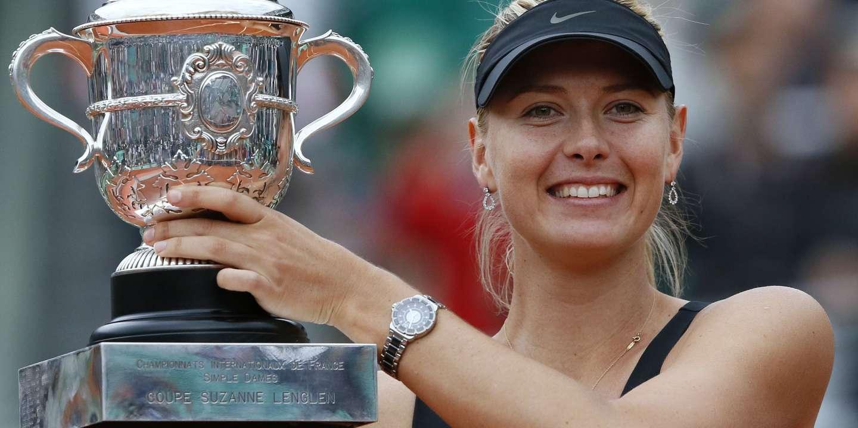 Maria Sharapova cung cấp