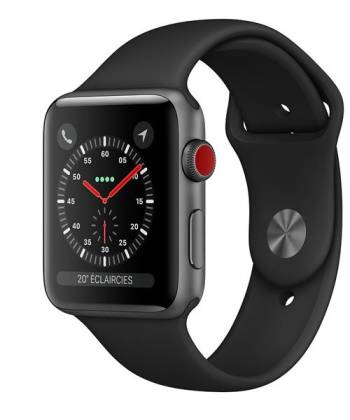 Parfaitement efficace, et beaucoup moins cher Apple Watch Series 3