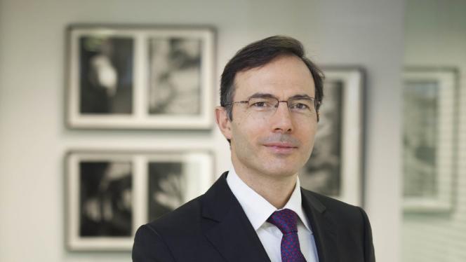 Serge Pizem,responsable de la gestion d'actifs d'Axa IM.