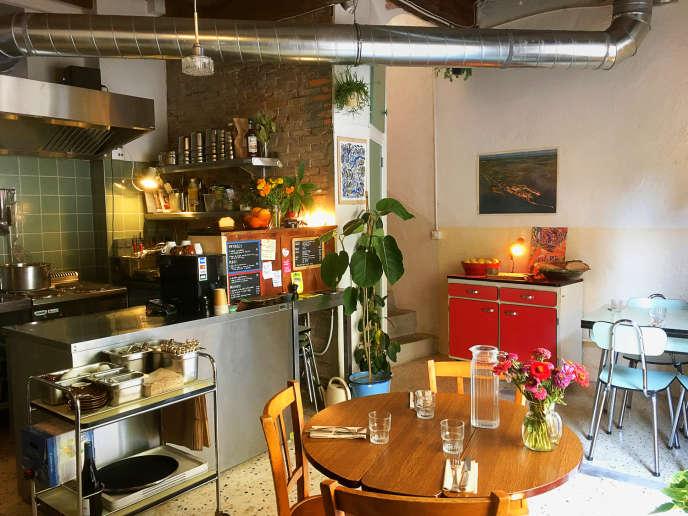 Le restaurant Limmat, à Marseille.