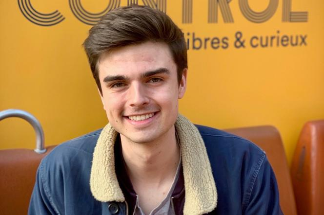 Le YouTubeur Hugo Travers, alias Hugo Décrypte.